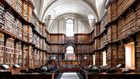 Visita algunas de las bibliotecas más espectaculares del mundo