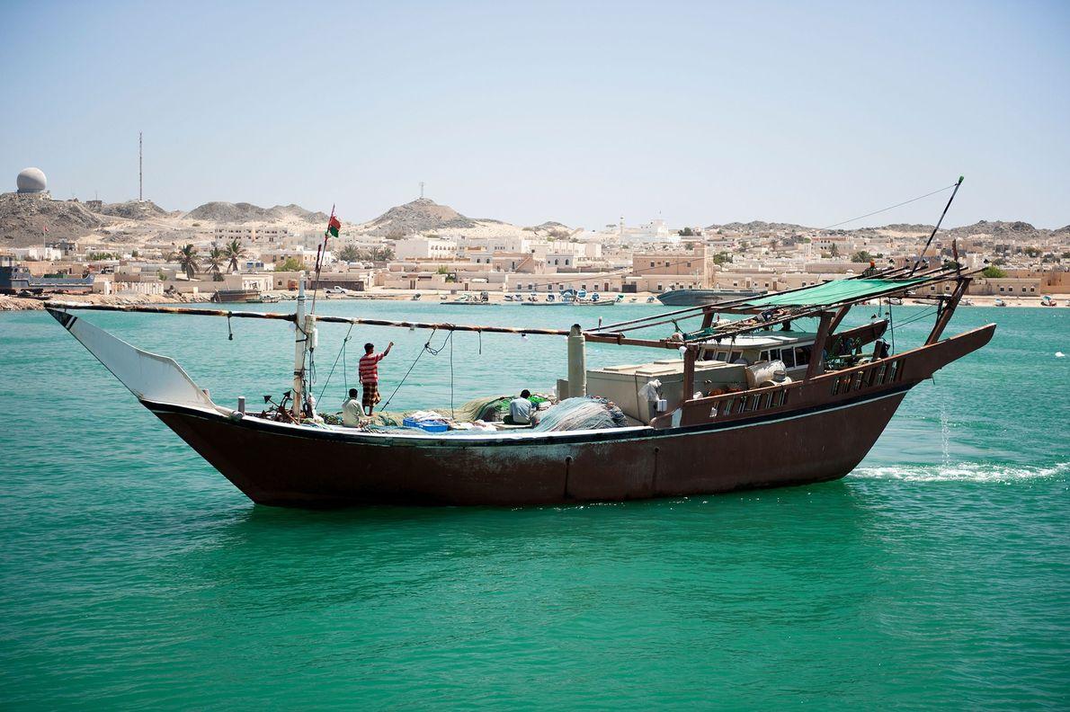 Masirah Island, Omán