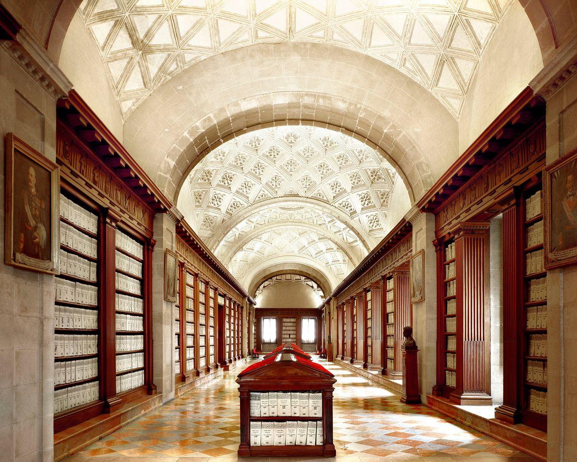 Archivo de Indias, Seville, Spain