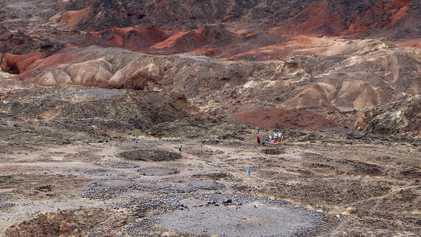 Kenia: antiguas riquezas descubiertas en misterioso monumento funerario