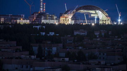 Las ruinas radioactivas de Chernóbil tienen una nueva tumba