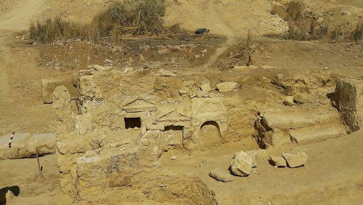El Ministerio de Antigüedades de Egipto afirma que se llevarán a cabo más excavaciones este año, ...