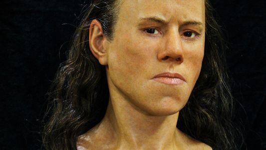 Recrean el rostro de una adolescente que vivió hace 9000 años