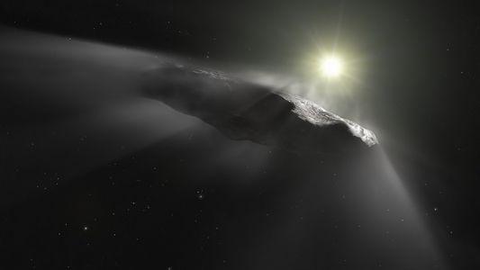 Un meteoro interestelar podría haber chocado bruscamente contra la Tierra