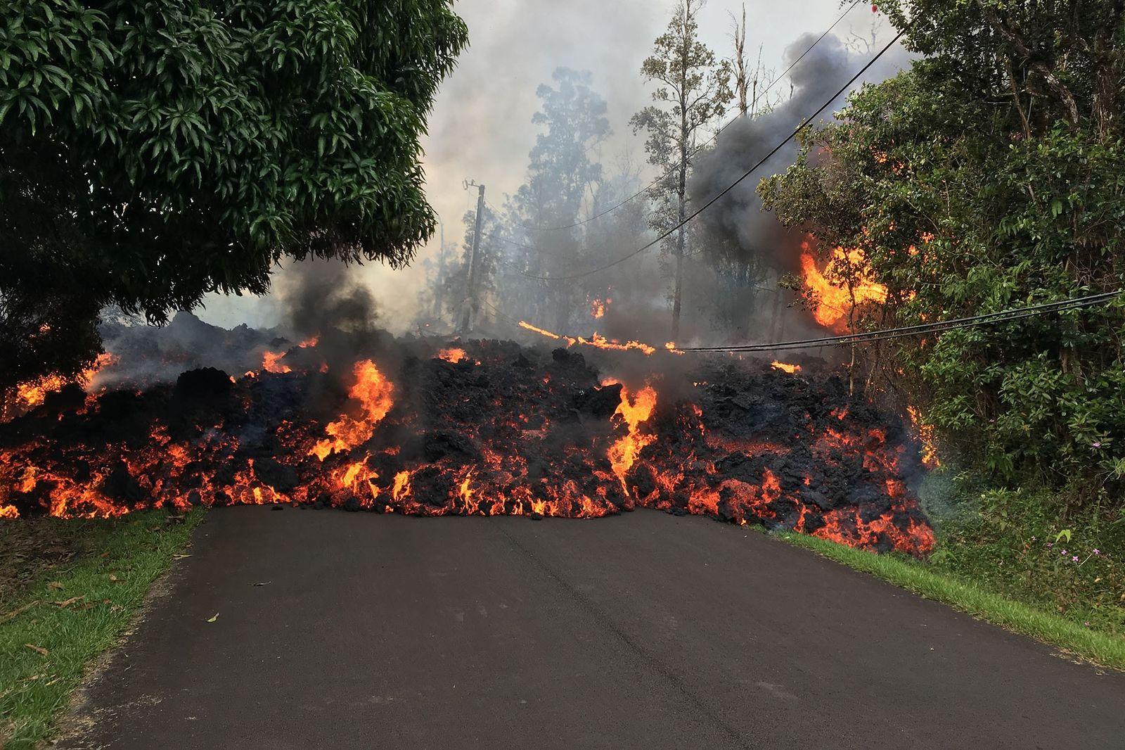 Cuál es la diferencia entre magma y lava? | National Geographic