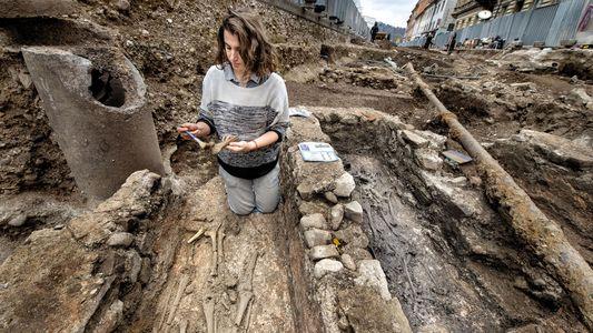 Eslovenia: ¿Quién fue la misteriosa mujer enterrada en un antiguo cementerio cristiano?