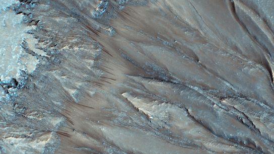 Las inclinaciones de Marte