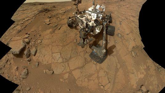 Marte en imágenes