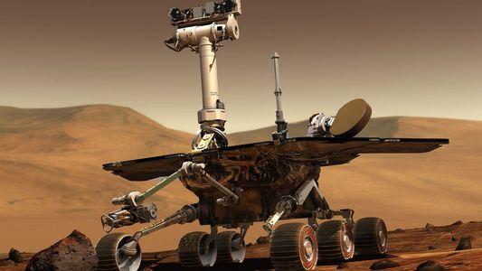 NASA: el rover Opportunity se apaga durante una tormenta de polvo en Marte