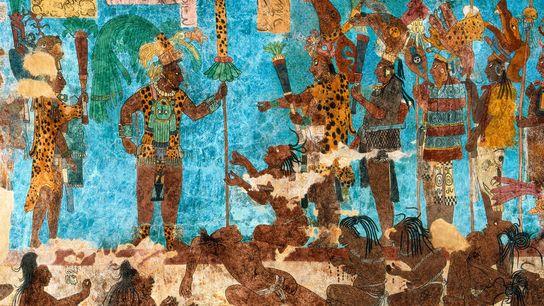 Los mayas, lejos de ser aquellos granjeros y sacerdotes pacíficos que se creía que eran, pelearon ...