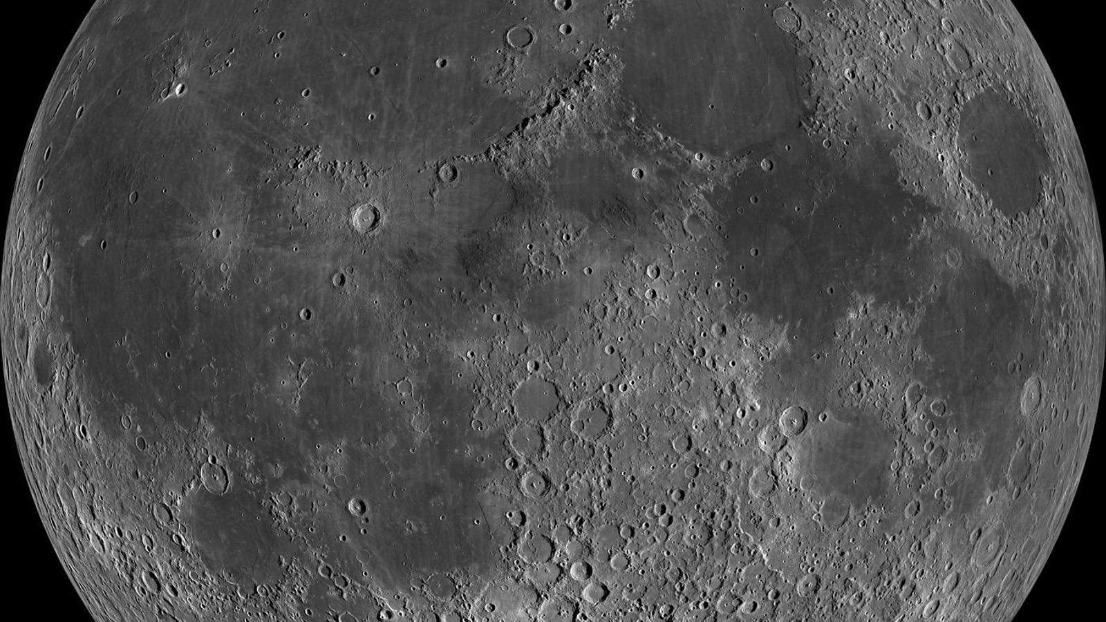 Nuestro pequeño satélite gris puede ser más activo de lo que se supuso durante mucho tiempo, ...