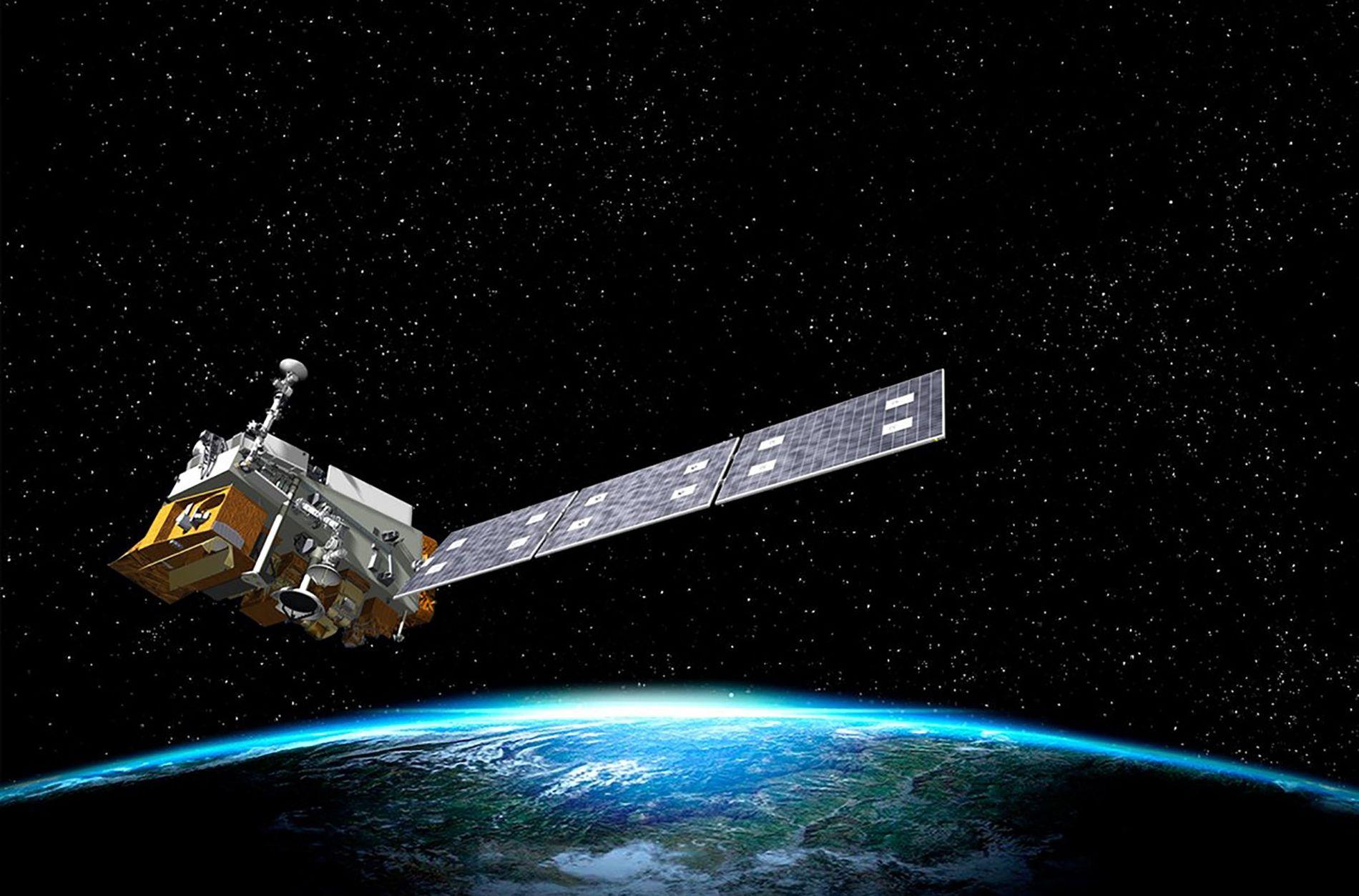 NOAA-20 es el primero de una serie de cuatro satélites de avanzada correspondientes al sistema de ...