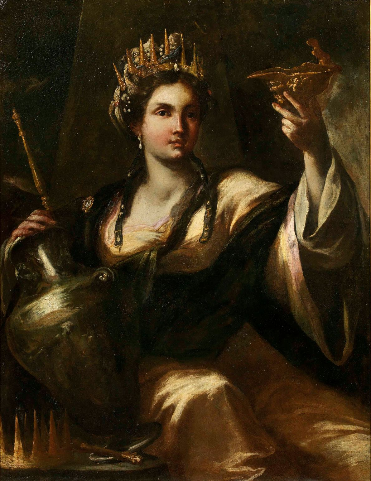 Artemisia de Halicarnaso fue inmortalizada en los escritos del historiador griego Heródoto, que vivió en Halicarnaso ...