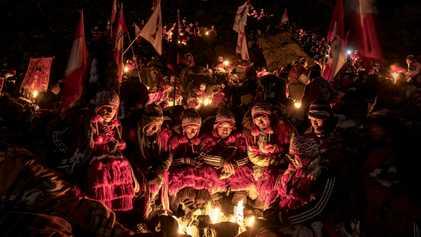 Perú: Los glaciares andinos se derriten y los pueblos originarios deben cambiar sus rituales centenarios