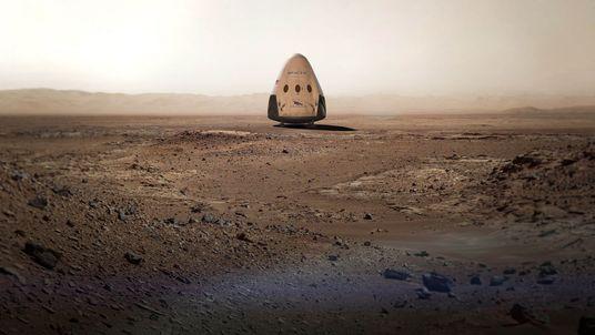SpaceX planea enviar naves a Marte en 2018