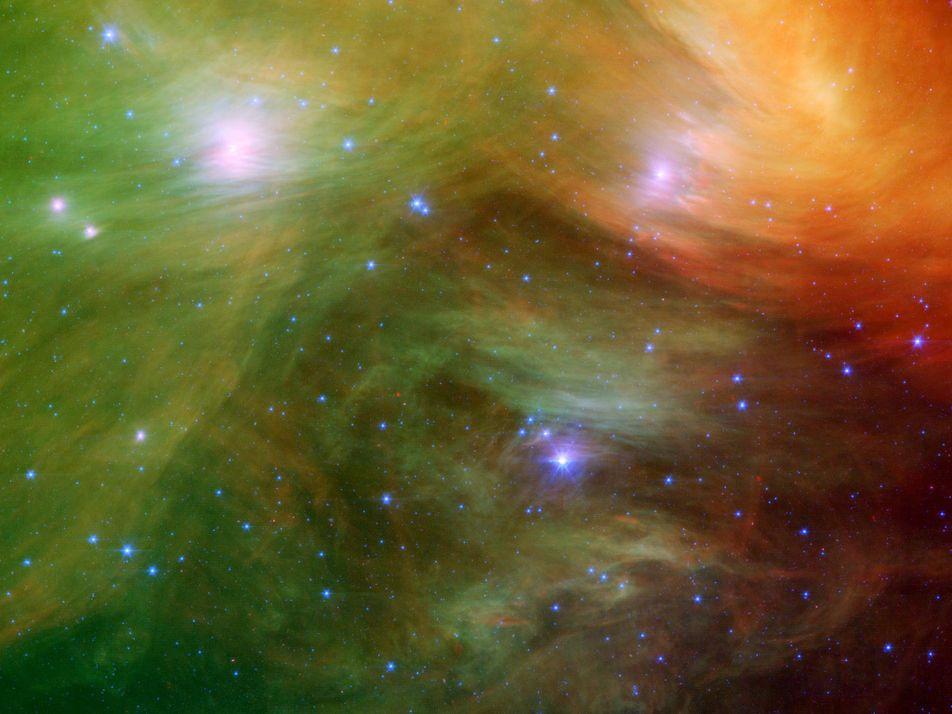 Prepárate para los eventos astronómicos de abril