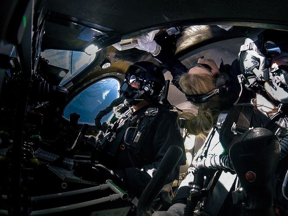 ¿Quieres ser un turista espacial? Descubre cómo podría ser esta experiencia