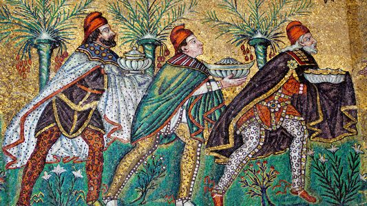 La historia bíblica de los Reyes Magos