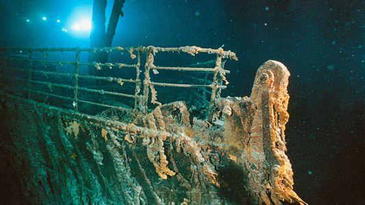 Cómo se hundió y cómo se encontró el Titanic