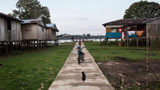 Amazonas: ¿Cómo una comunidad busca atraer visitantes evitando el turismo de vida silvestre ilegal?