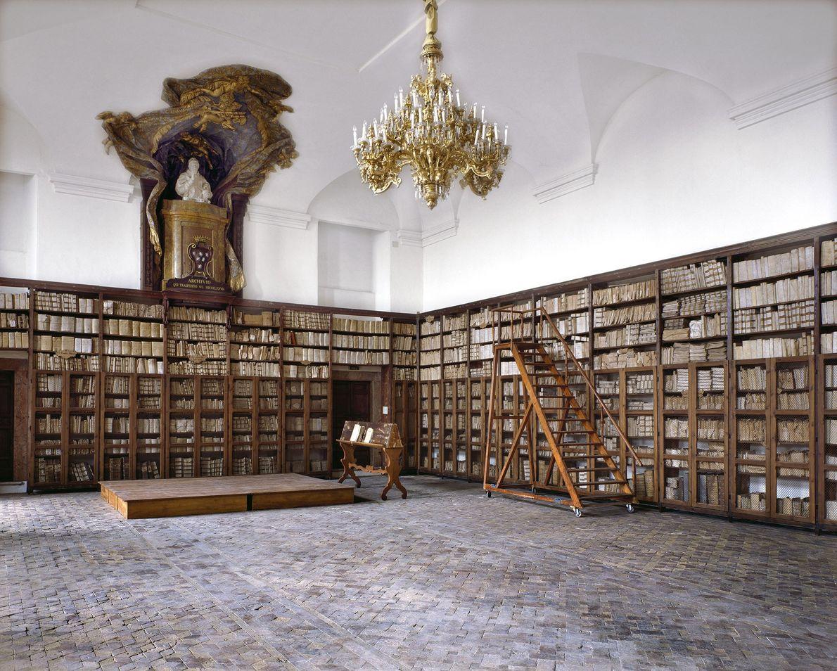 Biblioteca Palazzo Altieri, Roma, Italia