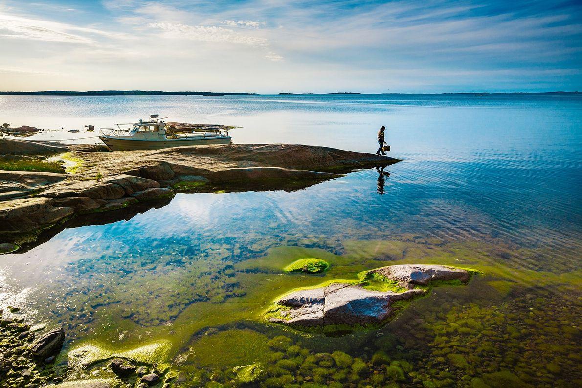 Åland, Finlandia