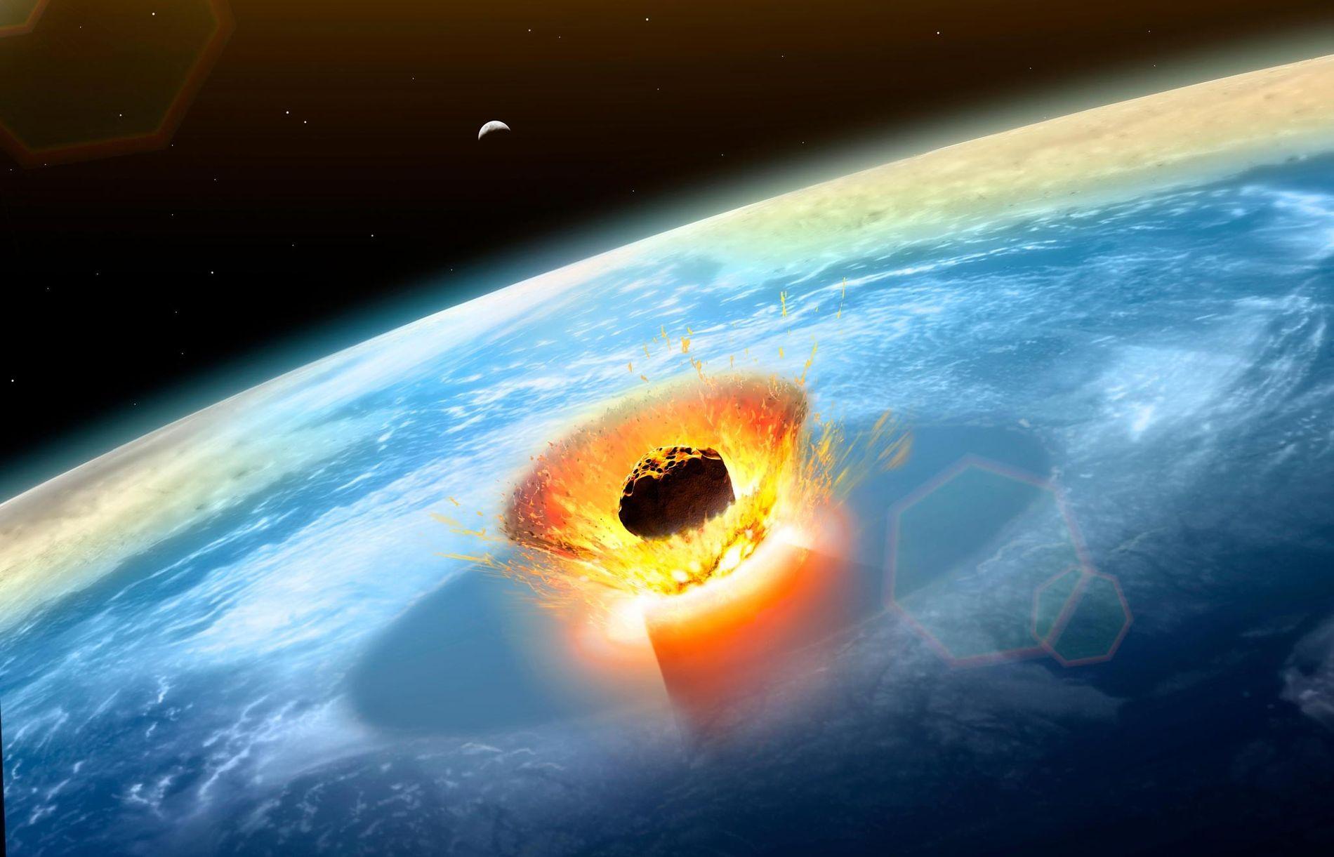 En un instante, el impacto del Chicxulub cambió la vida en la Tierra para siempre: su ...