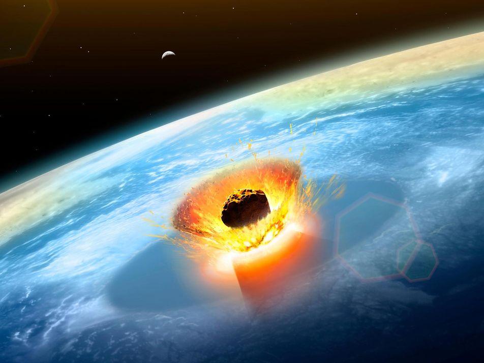 Asombrosos detalles de cómo fue el último día de los dinosaurios