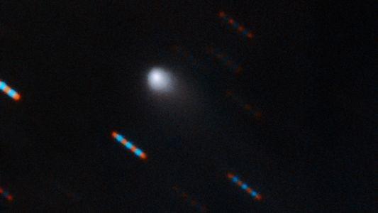 Se obtienen datos sobre el cometa interestelar Borisov