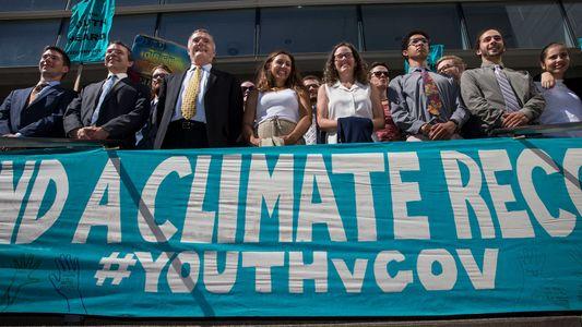 Aumenta el apoyo a los adolescentes que se manifiestan contra el cambio climático en Estados Unidos