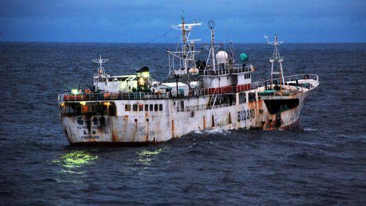 El trabajo esclavo se utiliza para pescar. Esta tecnología tiene como objetivo detenerlo