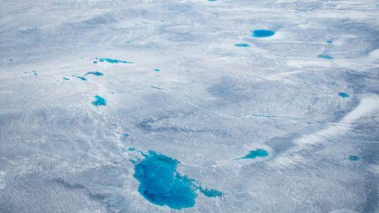 El hielo de Groenlandia se está derritiendo cuatro veces más rápido de lo pensado