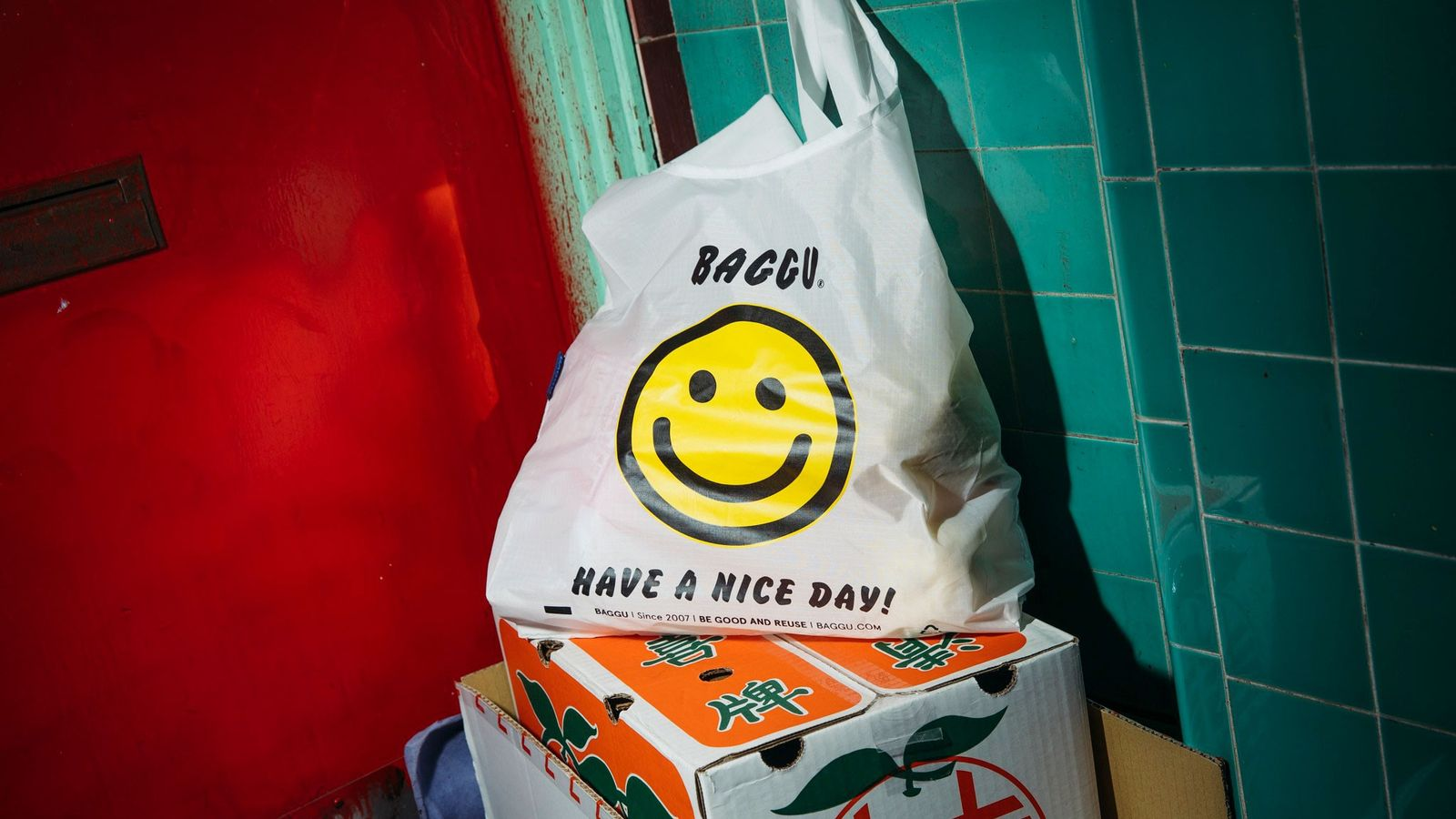 Las bolsas de plástico conllevan un dejo de nostalgia en algunas comunidades asiático-americanas, tanto por sus ...