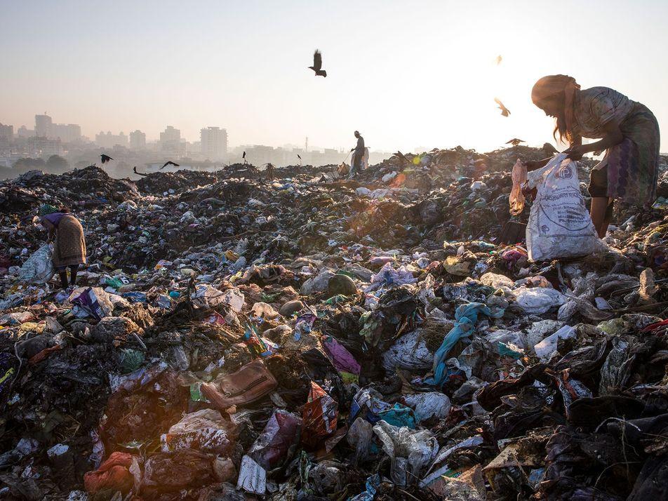 La prohibición del plástico se extiende por toda la India