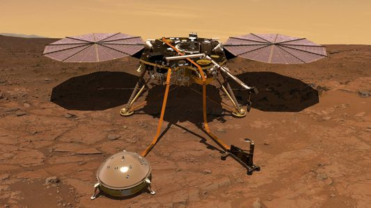 Detectan misteriosas pulsaciones magnéticas en Marte