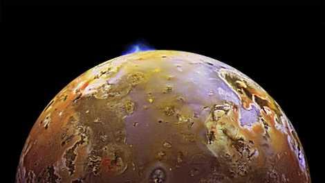 Todo sobre Ío, el objeto con más actividad volcánica del Sistema Solar