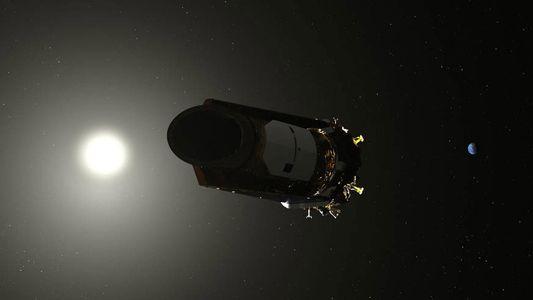 NASA: el telescopio espacial Kepler finaliza sus operaciones