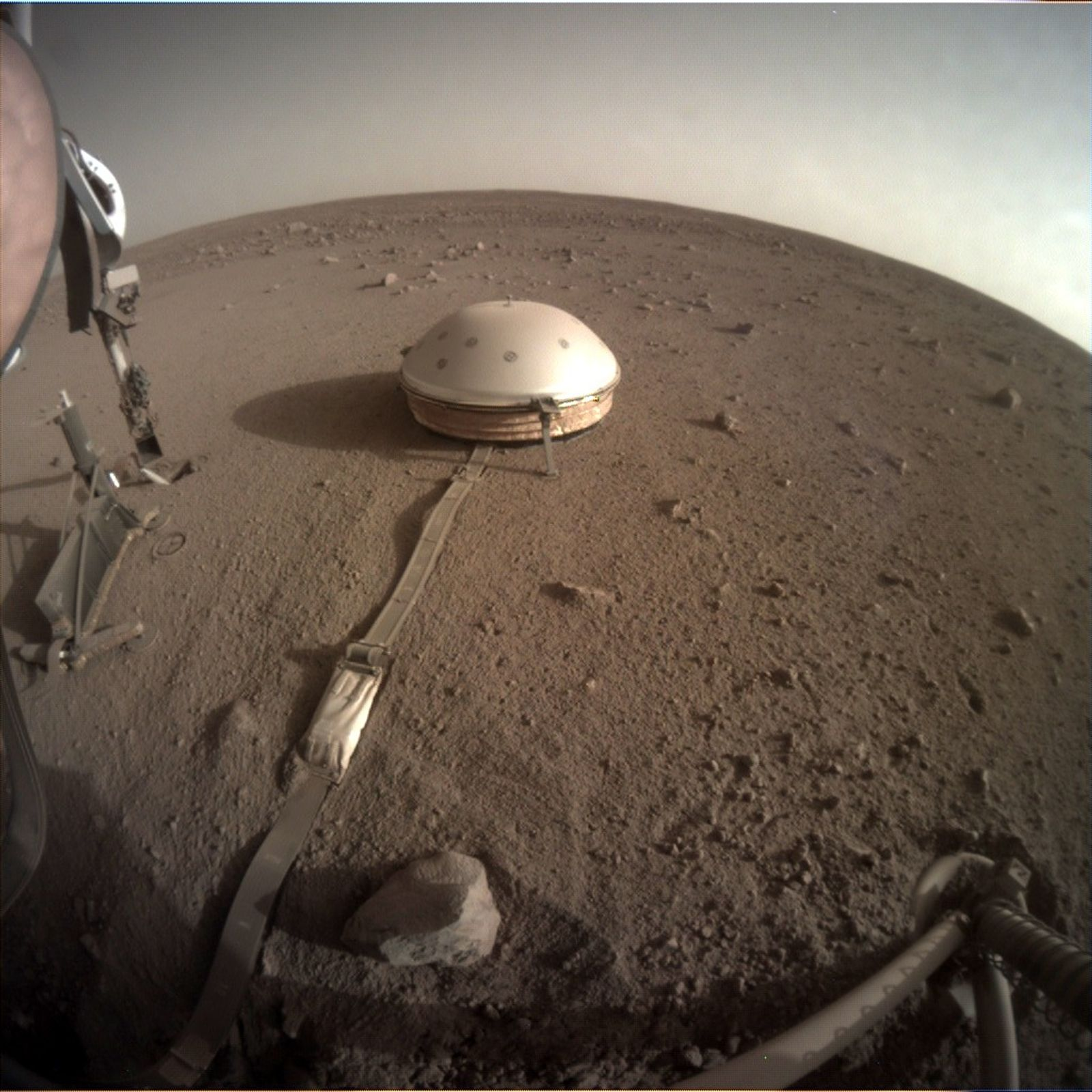 Marte está zumbando y los científicos no están seguros por qué