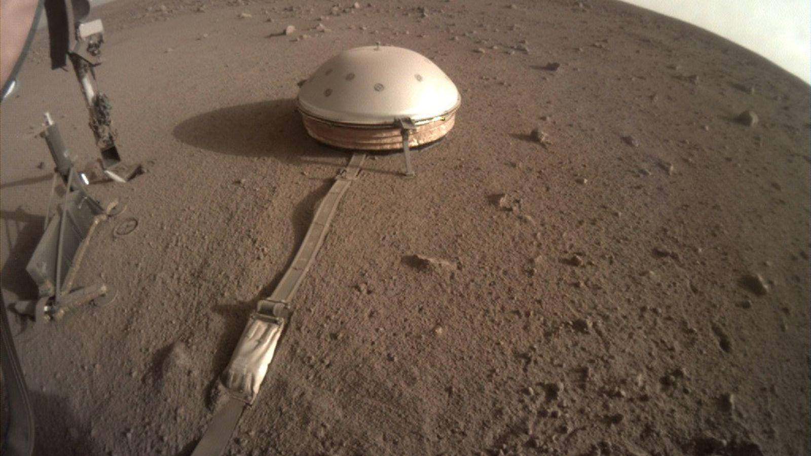 InSight está diseñado para mapear las estructuras interiores de Marte. Entre los muchos instrumentos de la ...