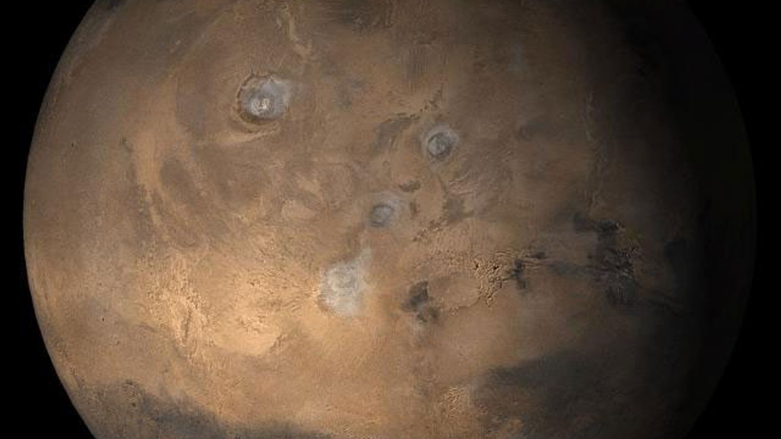 En las aguas saladas de Marte podrían desarrollarse algunos organismos