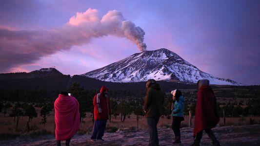 Inteligencia artificial: las predicciones de erupciones volcánicas podrían volverse realidad