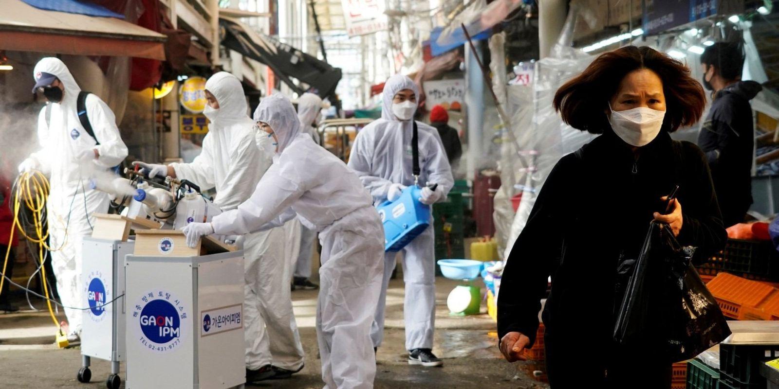 El coronavirus es oficialmente una pandemia