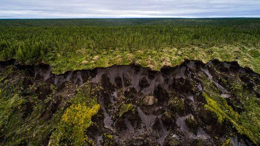 Parte del suelo ártico ya no se congela... incluso en invierno