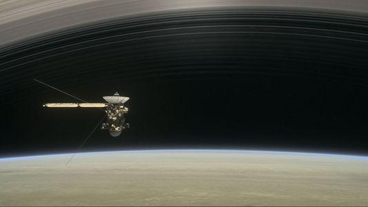 La sonda Cassini pudo probar que cae lluvia desde los anillos de Saturno