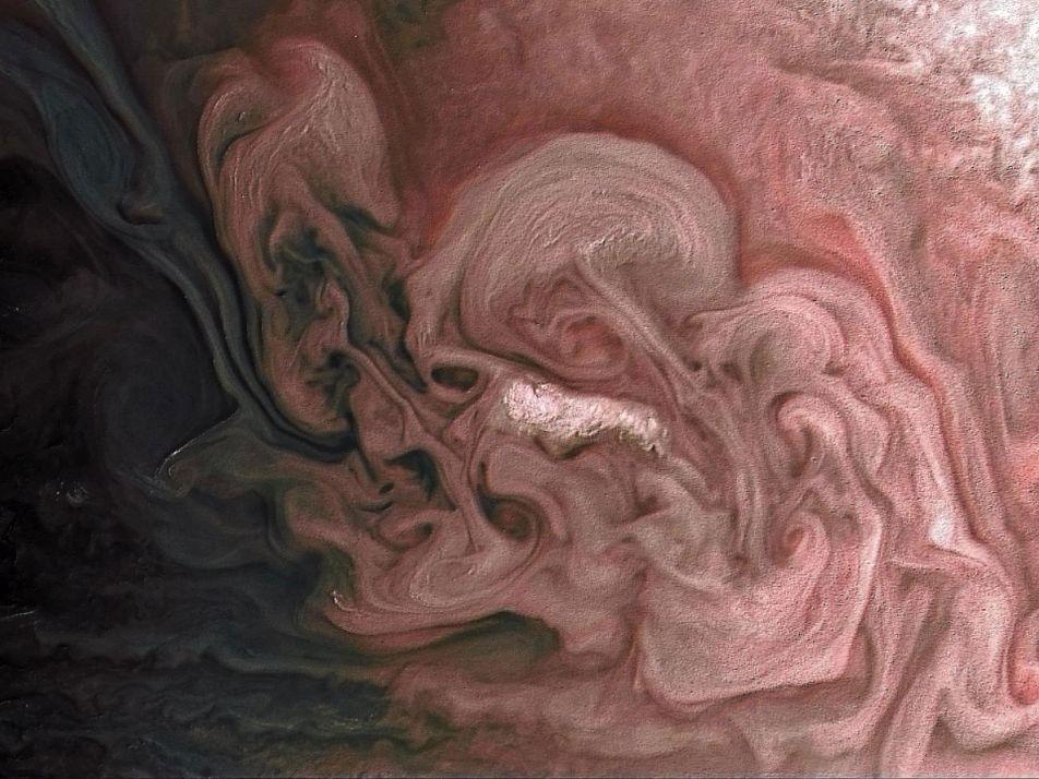 Tormentas del Sistema Solar