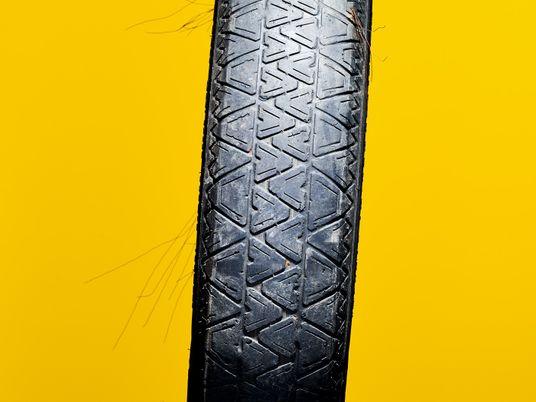 Los neumáticos también son responsables de la contaminación plástica