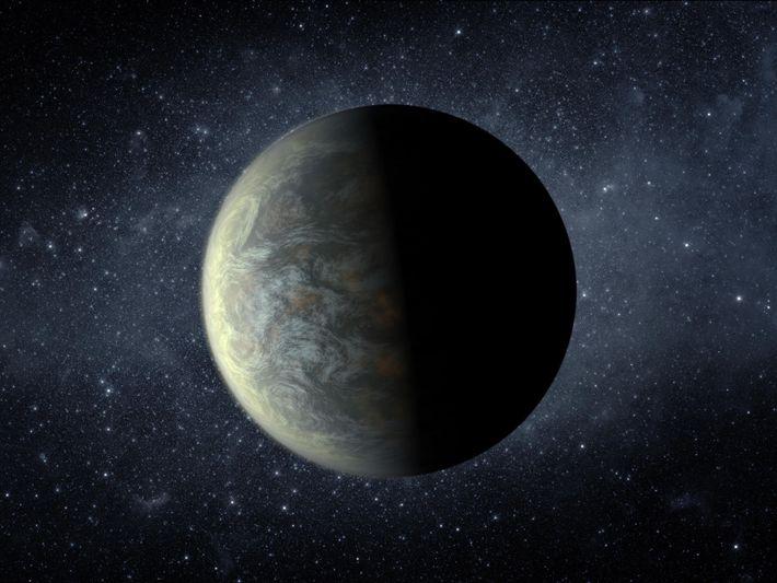 El planeta, llamado Kepler-20f tiene un periodo orbital de 20 días y una temperatura en superficie ...