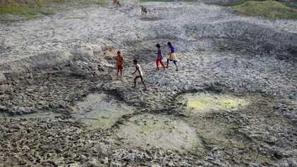 Cómo un gurú de la India limpia los ríos más contaminados del mundo