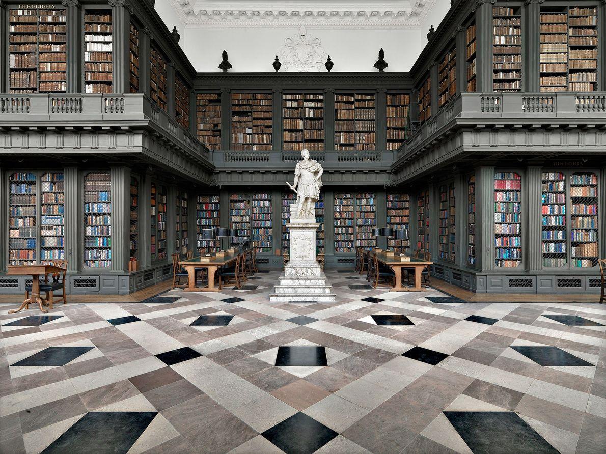 Codrington Library, Oxford, Inglaterra