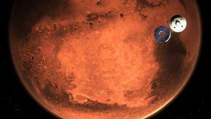 Mira cómo la NASA intentará un atrevido aterrizaje en Marte con el rover Perseverance